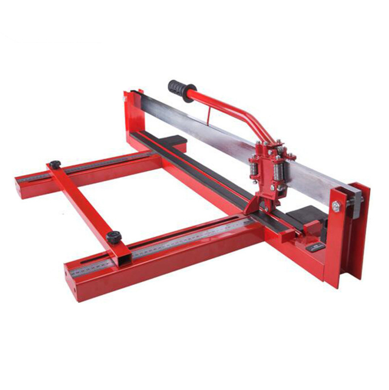 Manual Tile Cutting Machine Monorail Heavy Channel Steel 800 Infrared Floor Tile Hand Push Knife