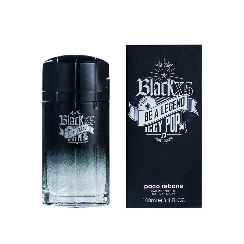 100ml Perfume For Men Fragrance Atomizer Parfum Spay Bottle Glass Fresh Long Lasting Men Cologne Fragrances Scent M52