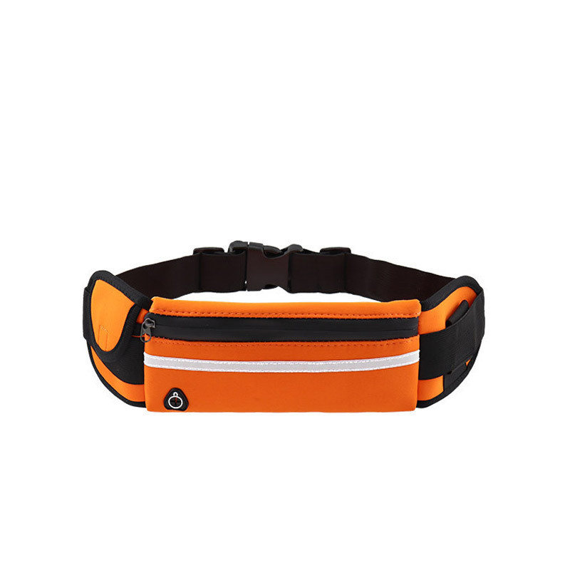 Outdoor Running Sports Waist Pack 4-to 6-Inch Phone Bag Waterproof Anti-Theft Hidden Multi-functional Men Women Marathon Wallet