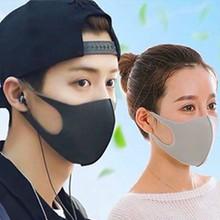 Моющаяся маска для лица 1 шт., велосипедная противопылевая теплая маска для рта, модная маска для лица, новинка 2020