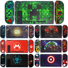 Cover Protective-Shell Nintendo Switch Hard-Skin Console Limited-Edition Joycon Waterproof