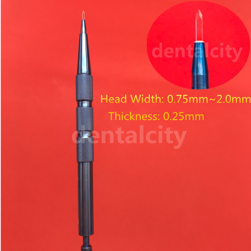 Купить с кэшбэком 2.0mm eyebrow hair planting hair tool hair transplant pen hair follicle planting pen New Manually implanted tool