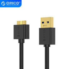 ORICO USB 3.0 MicroB to Type-A Date Cable for External Hard