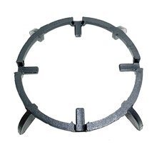 Universal Iron Wok Pan Round Support Rack Gas Stove Bracket Stand for Gas Hob Burners Cookers Home Kitchen Bar Supplies
