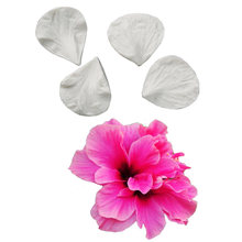 Гибискус Цветок veiners силиконовые формы для украшения торта
