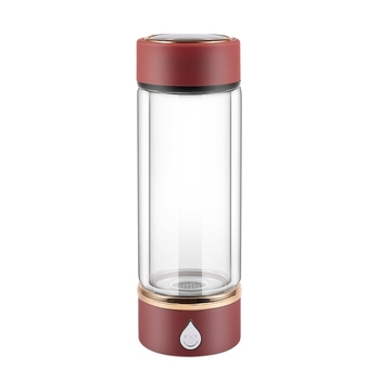 NEW Spe/ Pem Hydrogen Rich Generator Water Ionizer Bottle Separate H2 and O2 High Pure Hydrogen Pet Bottle Use
