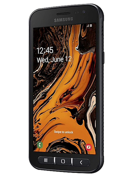 Купить Телефон Samsung Galaxy Xcover 4S (G398), черный цвет (черный), 3 Гб оперативной памяти, 32 ГБ внутренней памяти, 4G Band Screen d