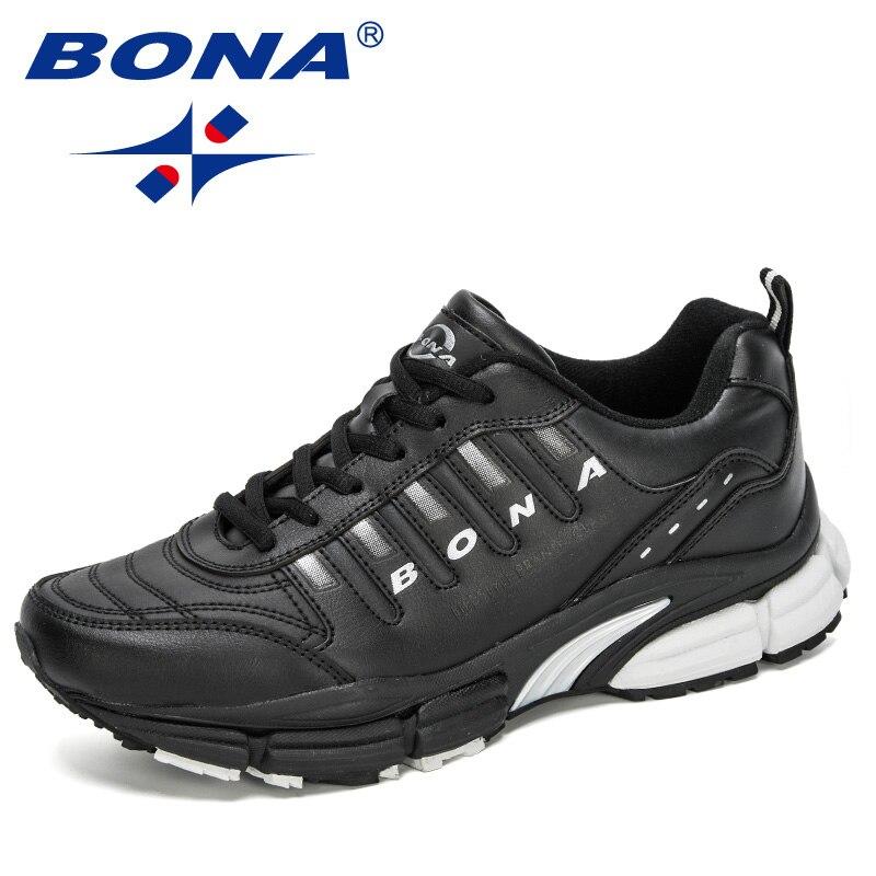 BONA 2020, nuevos diseñadores, zapatos casuales de cuero de acción, zapatillas de deporte a la moda para hombre, zapatillas de deporte para el aire libre para hombre, calzado Masculino cómodo Marca DEKABR, mocasines suaves de estilo veraniego a la moda para hombres, zapatos de piel auténtica de alta calidad, zapatos planos para hombres, zapatos de conducción Gommino