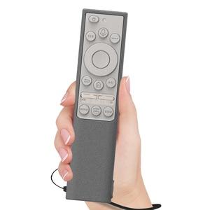 Image 2 - Silicone Cover for samsung QLED tv smart bluetooth remote control Case BN59 01311G BN59 01311B TM1990C BN59 01311H BN59 01311F