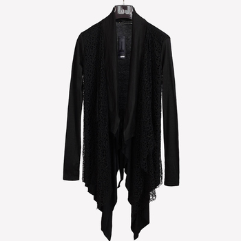 Mens Long Sleeve Cardigan Spring and Autumn Windbreaker Large Size Sweater Shirt Jacket Thin Clothes