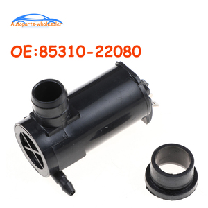 For Mitsubishi for Suzuki for Kia for Acura Windshield Washer Pump Motor 85310-22080 8531022080 85310-10140 050210-1440 MB282691