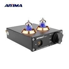 AIYIMA vakumlu tüp MM fono pikap preamplifikatör HiFi Stereo fonograf Preamp amplifikatör vinil plak çalar ev DIY için