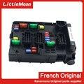 Оригинальный новый блок предохранителей электронный блок управления 6500Y1 для PEUGEOT 206 кабрио 307 кабрио 406 купе 807 CITROEN C3 C5 C8 XSARA