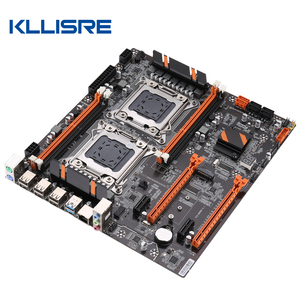 Image 5 - X79 Dual CPU motherboard set mit 2 Pcs Xeon E5 2689 4PCS 8GB 1600MHz ECC REG speicher