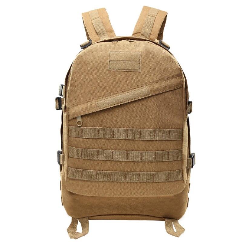 3D Outdoor Sport Backpack Climbing Backpack Molle Bag Camping Hiking Rucksack Travel Bag Pack
