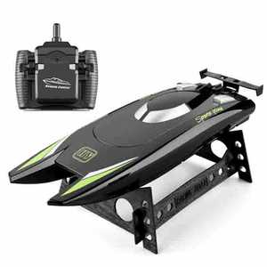 2.4G remote control boat high speed speed boat children competition yacht water toy