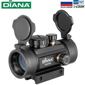 DIANA 1X40 Red Green Dot Sight