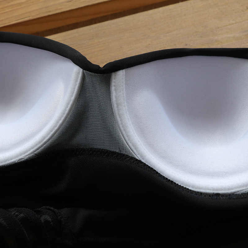 Riseado Mesh Monokini One Piece Swimsuit 2020 Backless Baju Renang Wanita Hitam Baju Ruched Baju Renang Menyatu Baju Renang