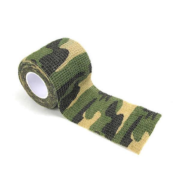 5*4.5m camo acampamento de caça ao ar livre camuflagem stealth tape impermeável envolve b99