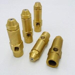 Image 3 - Waste Oil Burner Nozzle Fuel Burner Gas Burner Nozzle Air Atomizing Nozzle Fuel Oil Nozzle