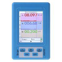 Profissional detector de radiação eletromagnética dosímetro monitor testador radiação emf medidor BR 9A alta qualidade e novo|Detectores de radiação eletromagnética|Ferramenta -
