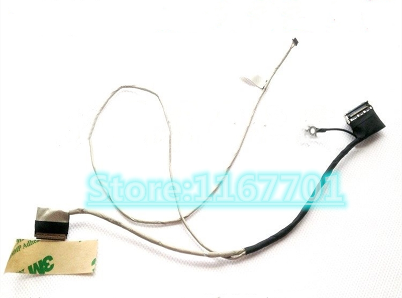 New Original Laptop LCD/LED/LVDS Cable For Asus P552 P552LJ PE552SJ Pro552L PX552 PX552LJ PX552SJ P2520LA 1422-02900AS