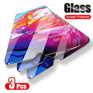 Tempered Glass For Samsung Galaxy A10 A50 A70 Screen Protector Glass For Samsung A10 A20 A20E A30 A40 A50 A60 A51 A71 A90 Glass