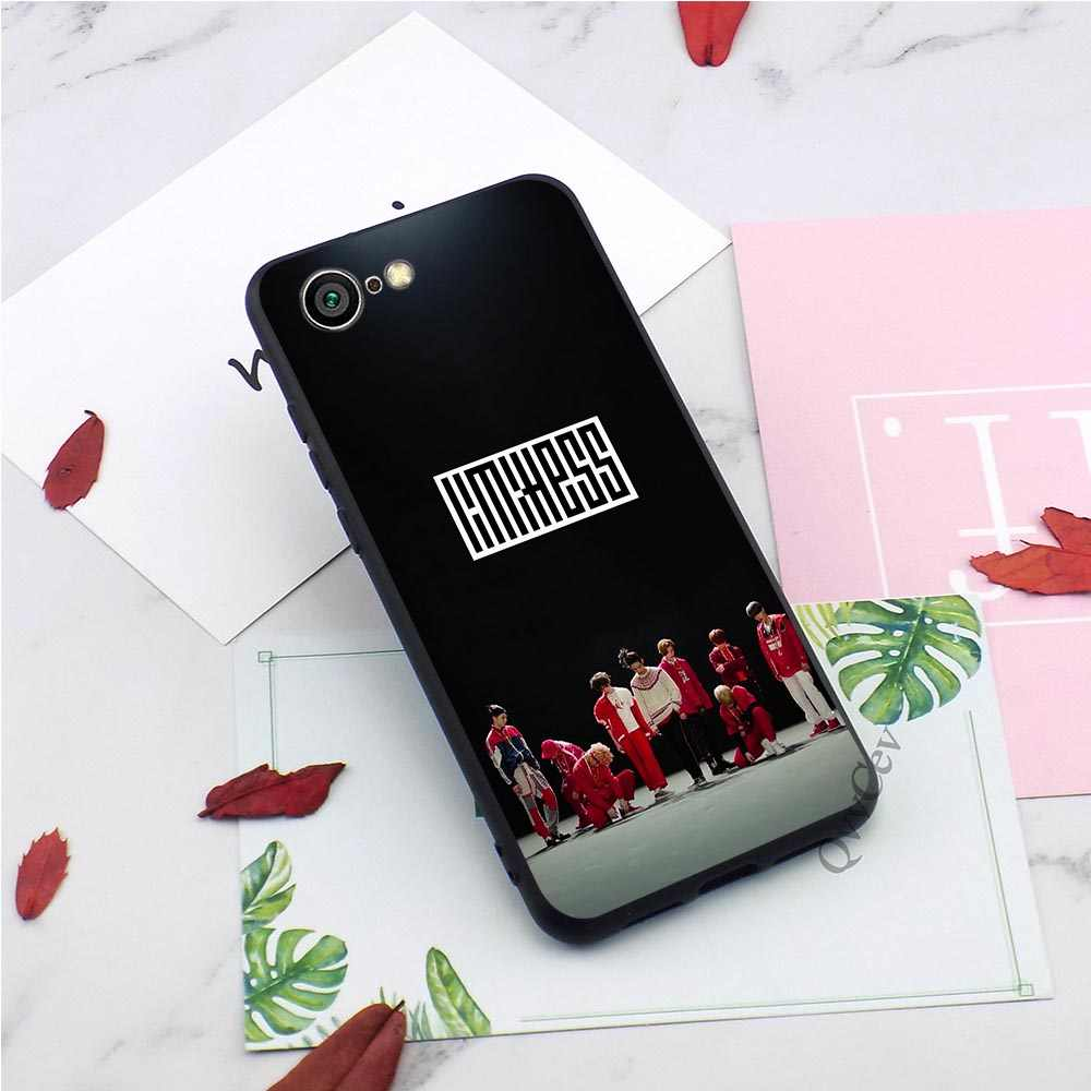 Slim K-POP NCT U 127 DREAM KPOP Phone Cover for iPhone 5 Case XR X 7 8 Plus 6 6S 5S SE Xs Max Cases Back