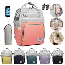 LEQUEEN Baby Diaper Bag Waterproof Backpack Mommy Maternity Nappy Bag Large Capacity Baby Bags for Mom Mummy Nappy Bag