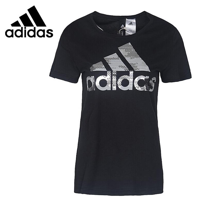 Original New Arrival   Adidas BOS FOIL Women's T-shirts short sleeve Sportswear 1
