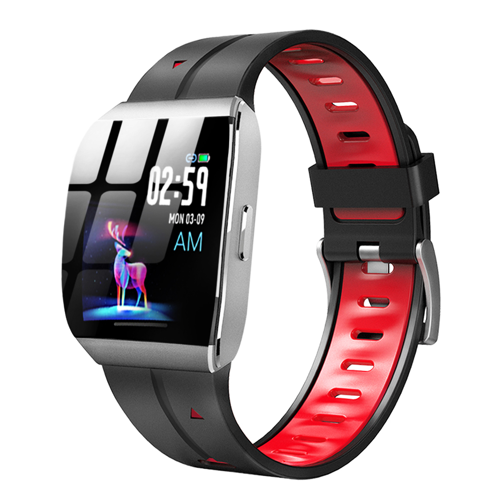 X1 Smart Watch Men IP68 Waterproof Sport Bracelet Heart Rate Monitor Fitness Band Tracker Weather Smart band VS fitbits