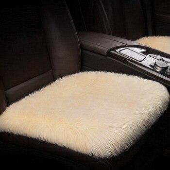 faux sheepskin car seat cover