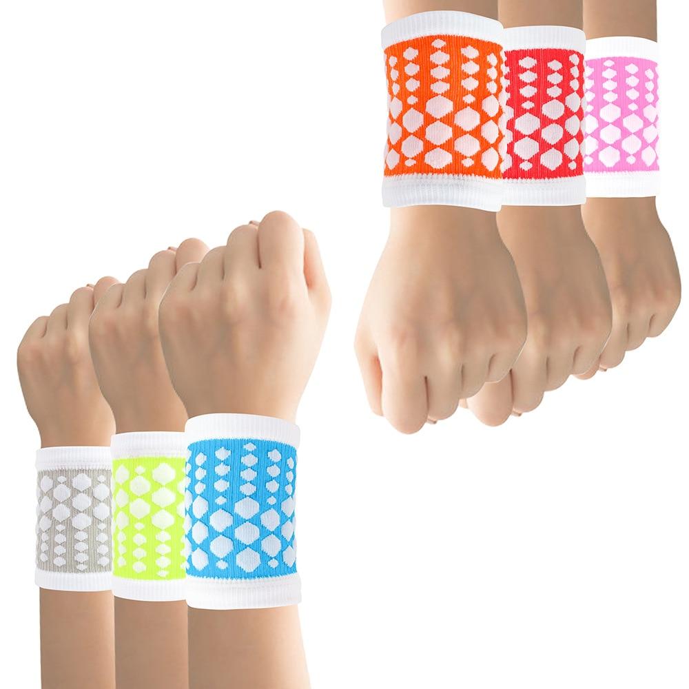 Men And Women Wrist Guard Outdoor Sports Wrist Basketball Bracer Pressure OEM Logo Customizable