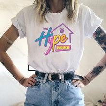 2020 the hype house tshirt 90s aesthetic summer short sleeve