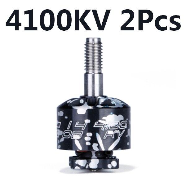 4 sztuk iFlight Tachyon T1408 1408 3600kv / 4100KV /4300KV FPV wyścigi silnika kompatybilny 3042 śmigła dla FPV rama wyścigowa drone