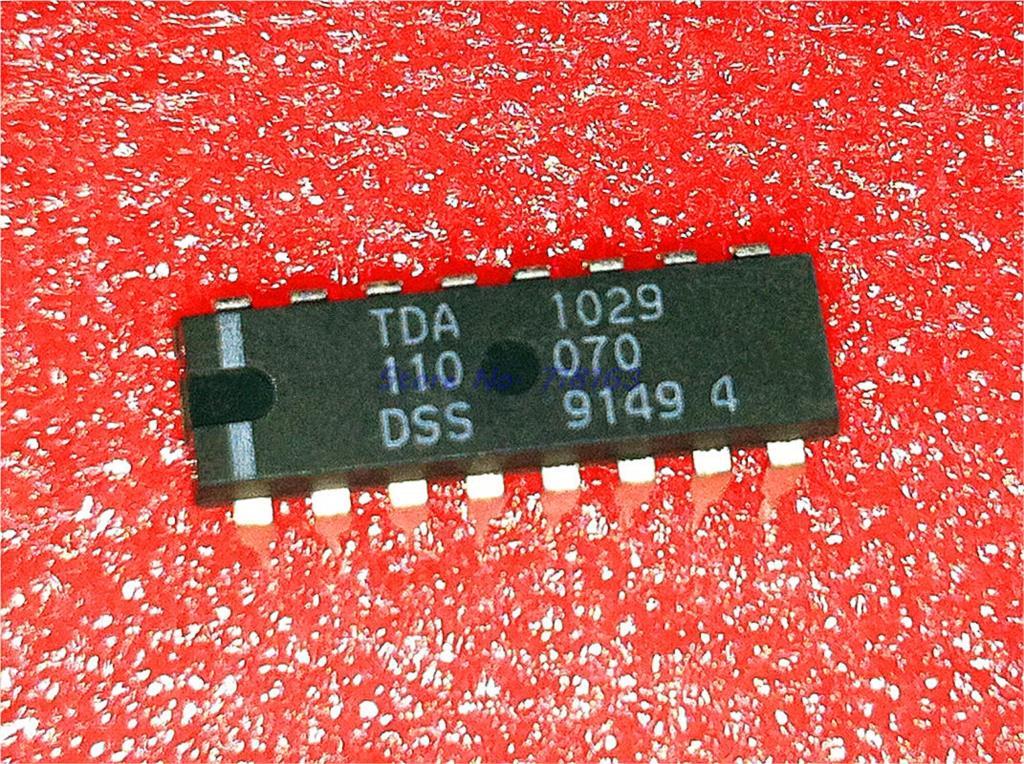 1pcs/lot TDA1029 TDA 1029 DIP-16 In Stock