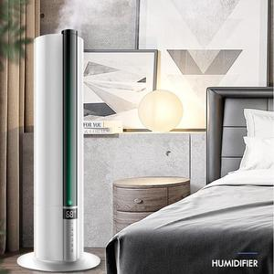 Image 5 - Humidifier Add Water Air Humidifier Quiet Bedroom Air Conditioning Floor standing Large Capacity Small Aromatherapy Machine