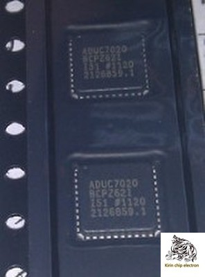 5PCS/LOT ADUC7020BCPZ62 ADUC7020 BCPZ62I ADUC7020 New Analog Microcontroller Chip