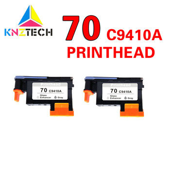 C9410A printhead compatible for hp70 replace for 70 print head Z3100 Z3200 Gray Gloss Enhancer image