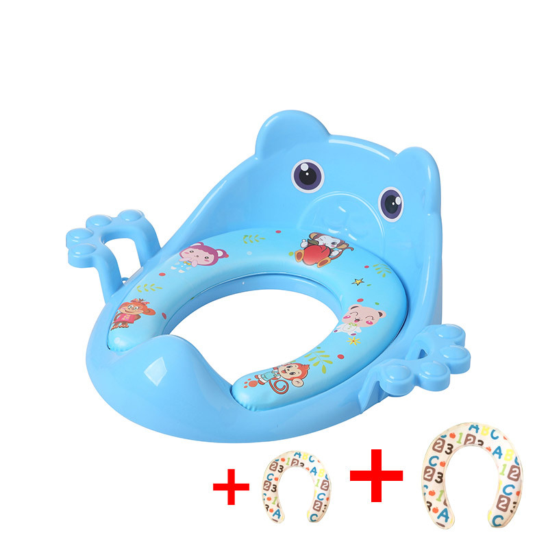 Extra-large No. Toilet For Kids Toilet Seat Men And Women Baby Lid Circle Kids Horse Potty Infants Chamber Pot Seat Cushion