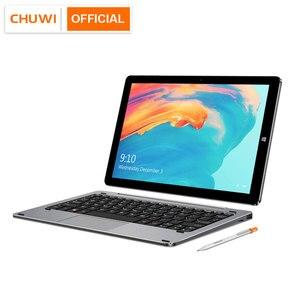 Image 1 - 2020 CHUWI Hi10 X Intel N4100 Quad Core Windows 10 OS 10.1 Inch 1920*1200 RAM 6GB 128GB ROM Máy Tính Bảng 2 In 1 Wifi 2 Băng Tần