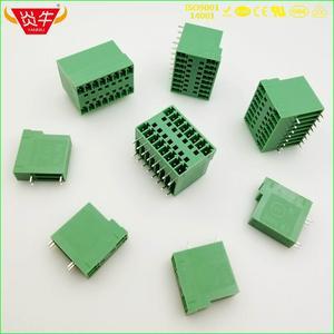 KF2EDGRH 3,5 2P ~ 12P PCB вставные блоки 15EDGRH 3,5 мм 4 pin ~ 24 pin MCD 1,5/2-G1-3, 5 PHOENIX CONTACT DEGSON KEFA YANNIU