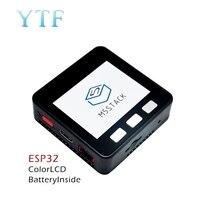 M5stack iot placa de desenvolvimento kit esp32 m5 para arduino zk10 Acessórios p/ quadro de demonstração     -