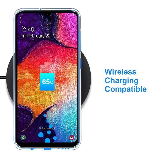 Heureux Ho Ho Ho Noël Style pour Samsung Galaxy A90 (5G) A80 A70 A60 A50 A40 A30 A20S A20E A2 Noyau M40 M30 coques de téléphone