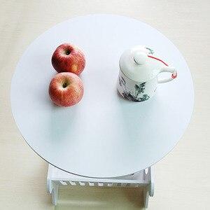 Image 4 - 収納ラックテーブル中空彫刻木製収納棚コーヒーデスクコーヒーテーブルティーテーブルデスク多機能レジャー雑誌