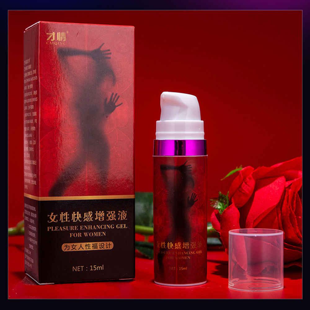 オーガズムゲルリビドーエンハンサーセックススプレー膣刺激強烈なセックスドロップエキサイター女性強力な強化クライマックス膣タイトオイル