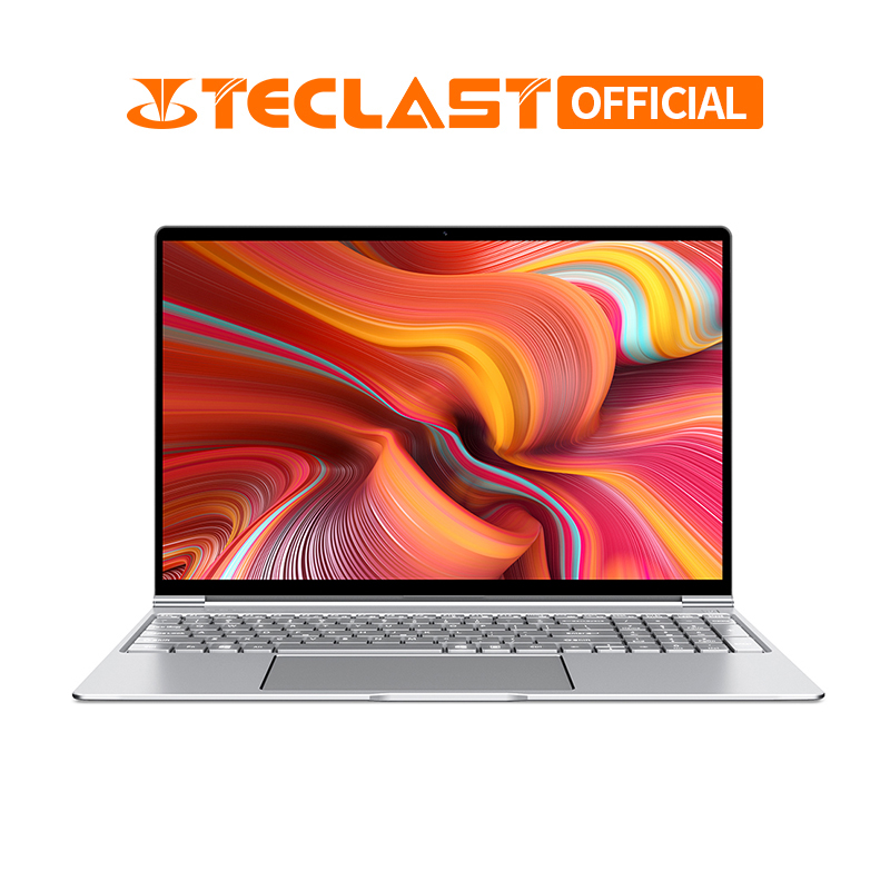 Teclast F15 ordinateur portable 15.6 pouces 1920x1080 Windows 10 OS Intel N4100 Quad Core 8GB RAM 256GB SSD HDMI ordinateur portable 6000mAh