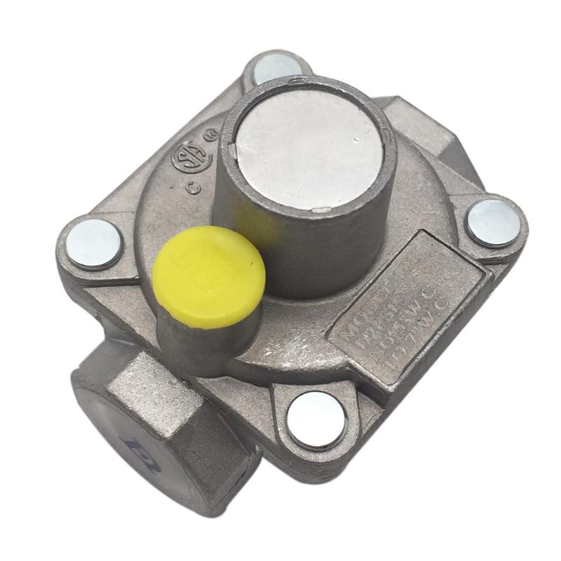 """Régulateur de tuyau de Propane avec 3/8 """"pression d'entrée de filetage NPT 7"""" et pression de sortie 5"""""""