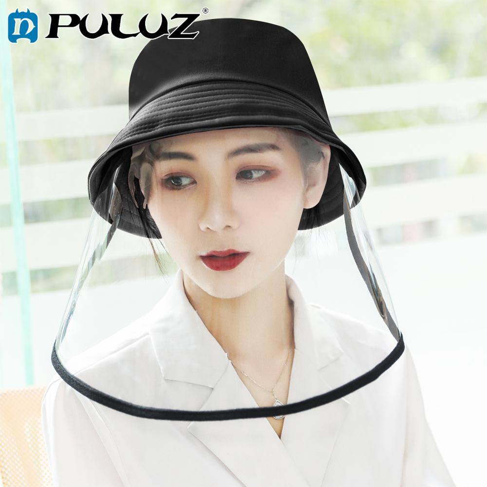 Woman Man Protection Hat Prevent Droplets Baseball Caps Unisex Sun Hat Mask Hat Removable Windproof Fisherman's Cap