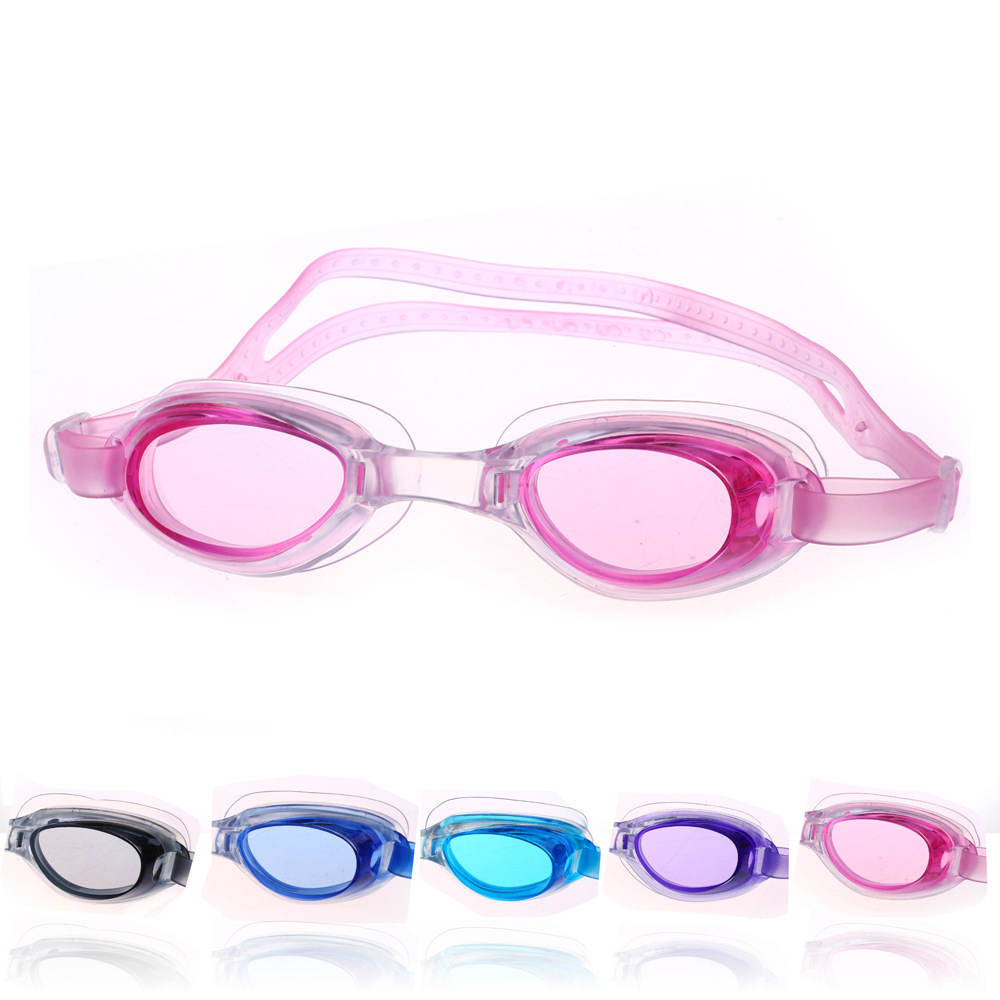 Swimming Glasses Kids Anti-fog Swimming Water Pool Glasses Adjustable Diving Glasses For Child And Adult
